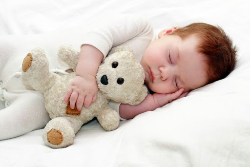 صورة صور طفل نايم 12851 3