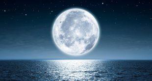 صورة صور للقمر , مكونتش أعرف ان القمر حلو كدا